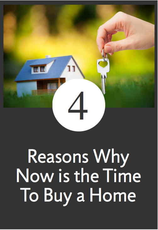 4 Reasons Why Now Is the Time To Buy a Home, Rose & Womble Realty Company, Virginia Beach, VA