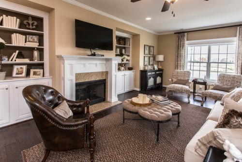 Ashville Park model by Bishard Homes