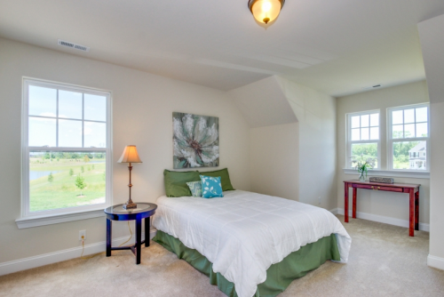 Bedroom at Grassfield Meadows