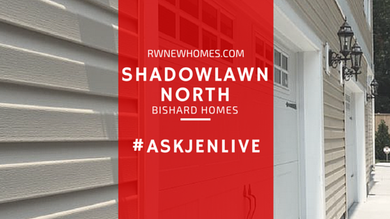 Shadowlawn North Hosts #AskJenLive