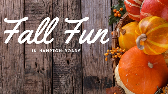 Fall Fun in Hampton Roads