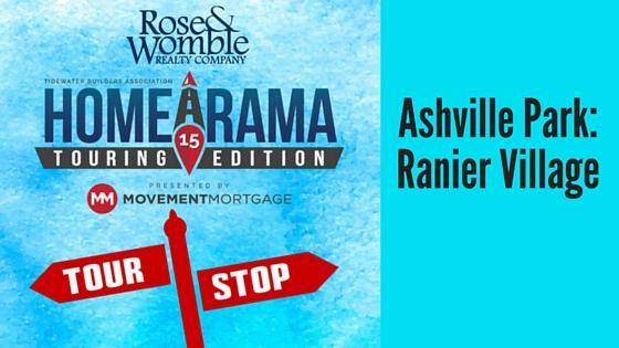 #RWNewHomes Homearama Tour Stop: Ashville Park Rainer Village