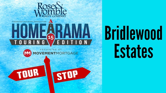 #RWNewHomes Tour Stop Bridlewood Estates