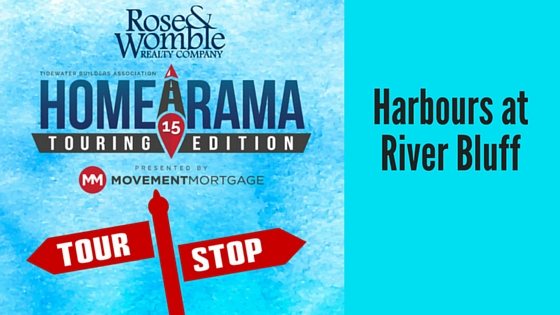harbours at river bluff homearama