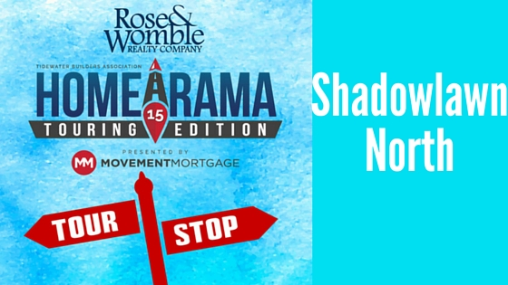 #RWNewHomes Homearama Tour Stop: Shadowlawn North