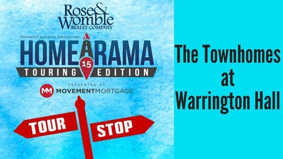 #RWNewHomes Tour Stop: Warrington Hall