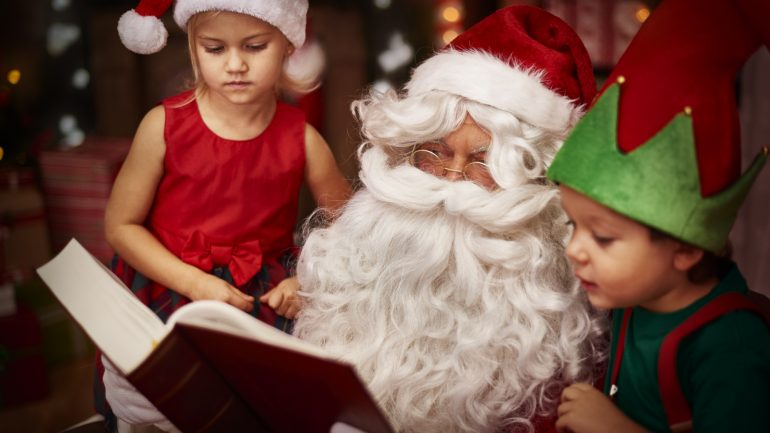 Best Places to Visit Santa in Hampton Roads